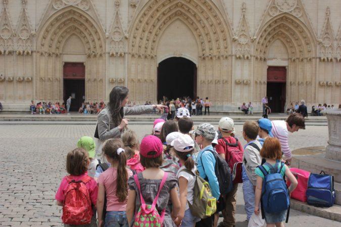 Visite Contée Scolaires Vieux Lyon