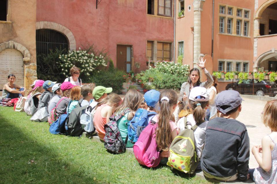 Visites contées du Vieux-Lyon pour les primaires