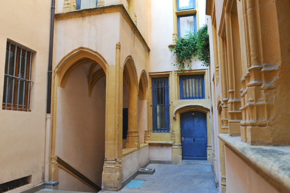 Les plus belles traboules du Vieux-Lyon