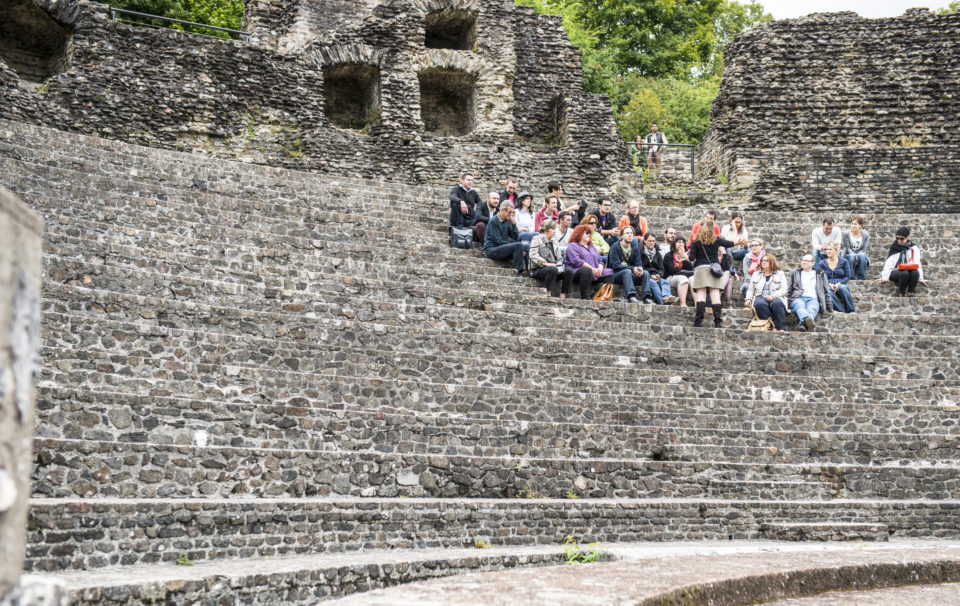 visite contée des théâtres antiques de Fourvière